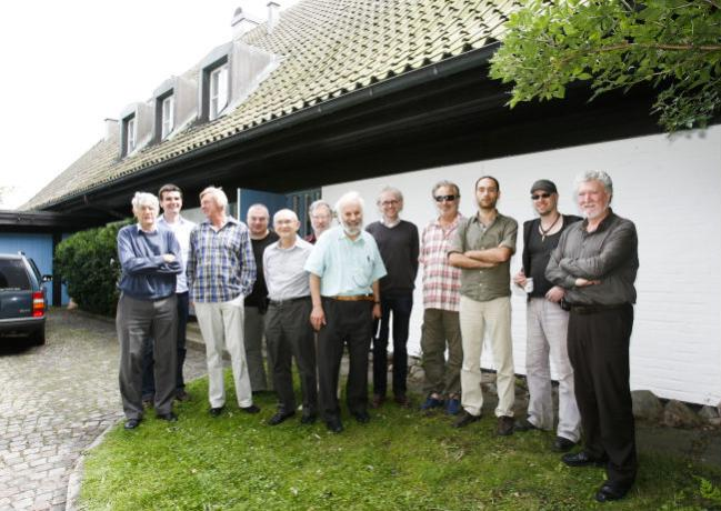 Askloster Group Photo 2009